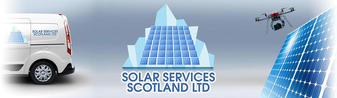 Solar Services Scotland Logo